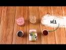 Рецепт - завтрак из овсянки с арахисовой пастой