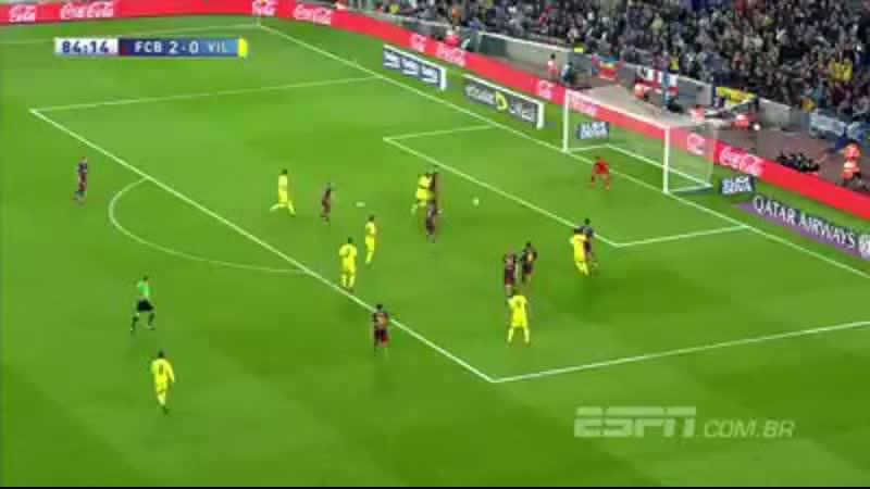 Golaço do Neymar
