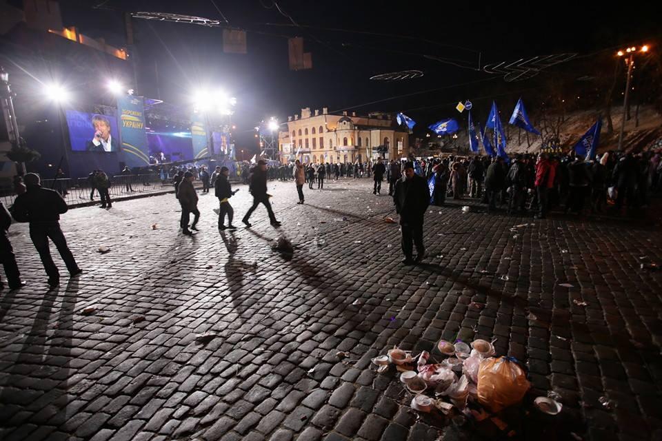 Фотофакт: антимайдан закінчився