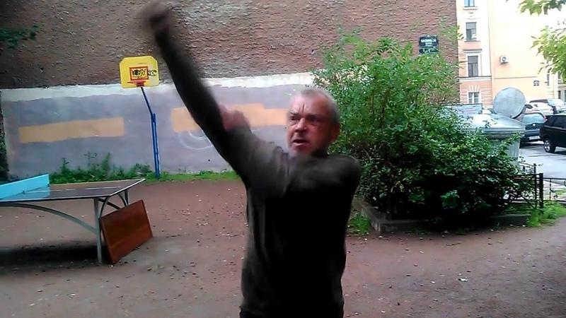 Электорат Путина!