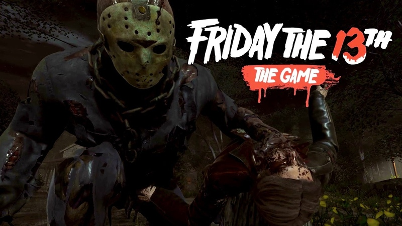 Friday The 13th: The Game - Killer' PAX East 2017 Trailer