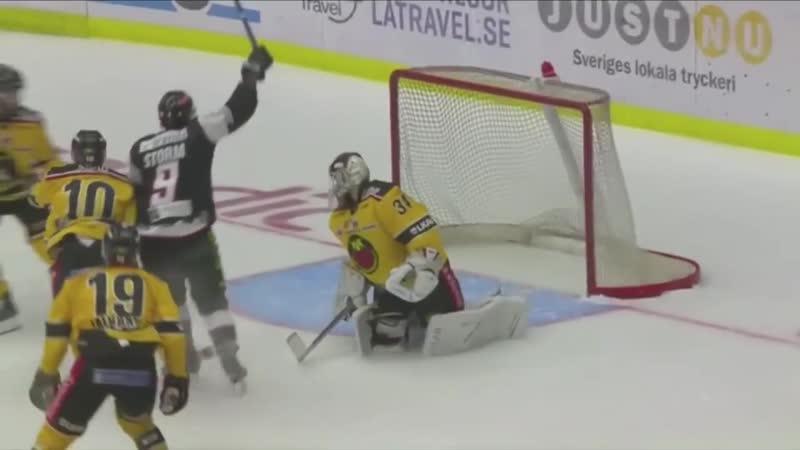 SHL - Malmö Redhawks - Luleå Hockey 2018-12-21 [Hela 4-0 Malmö]