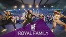 ROYAL FAMILY | Hit The Floor Gatineau | Workshop HTF2018