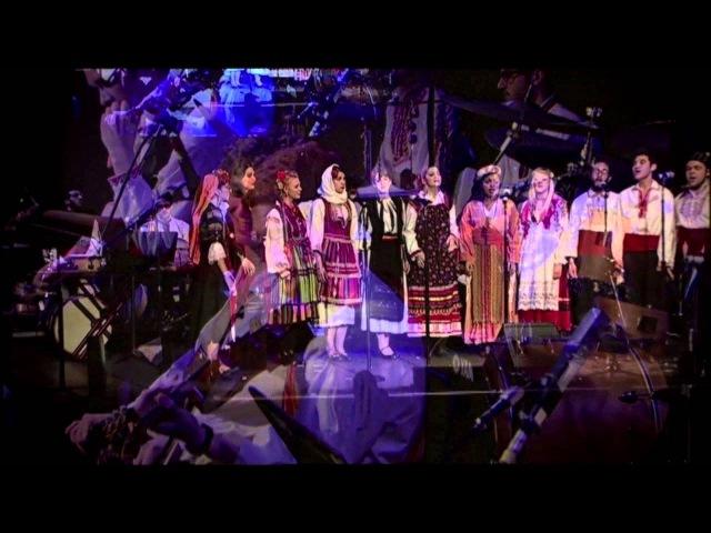 FOLKSCAT medley (Vezala Rada/Rachenitsa/Ianinku) by the Pletenitsa Balkan Choir
