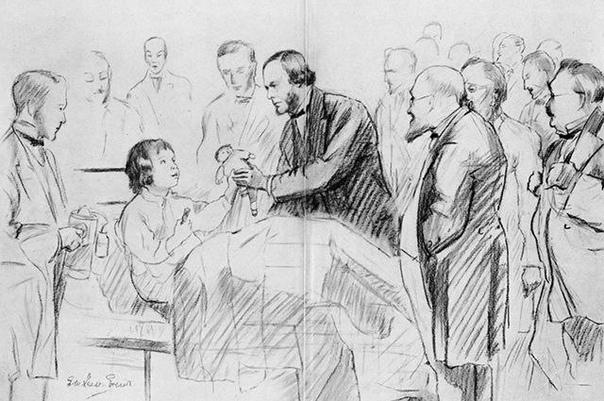 История возникновения антисептики.