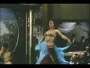 María Félix como belly dancer