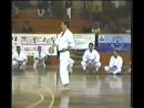 SHIRAI Sensei teaches Jitte and Bassai sho