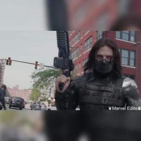 James Buchanan Barnes ✘ The Winter Soldier (My audio, please give credit if used)