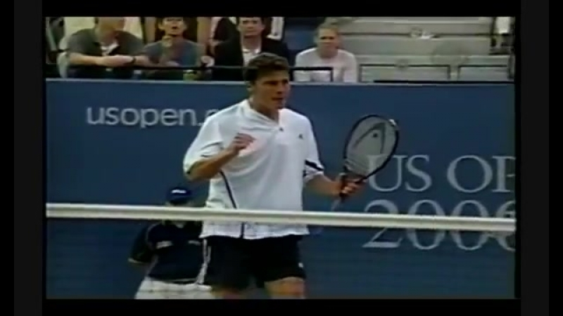Safin Destroys Sampras US Open 2000