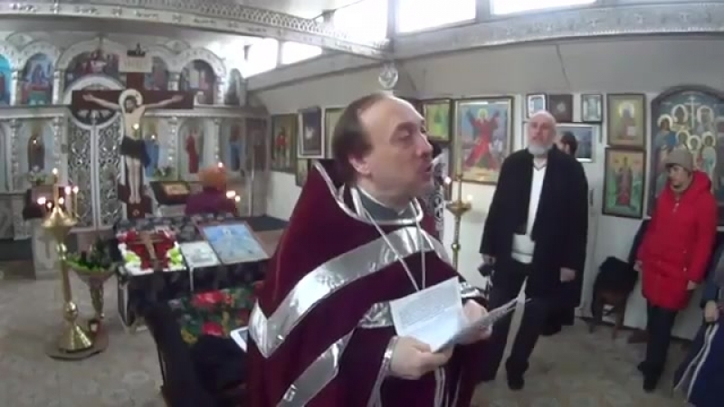 Священник об Апокалипсисе, и печати антихриста