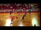 Rita Martins amazing Goal. Golo de Rita Martins- Futsal Benfica