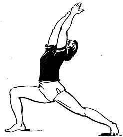 Комплекс асан Хатха йоги для похудения