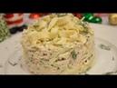 Как приготовить салат курица с омлетом-Легко и Вкусно!
