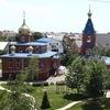 Свято-Георгиевский храм хутора Ленина Краснодар