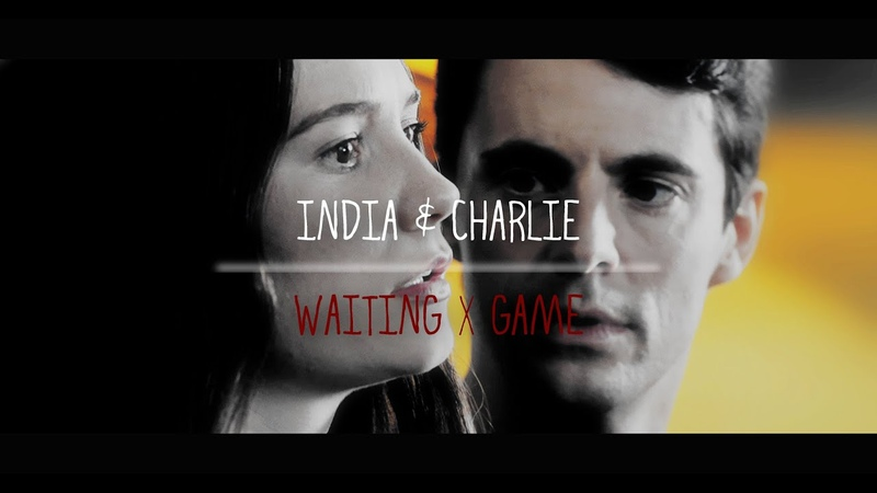 India and Charlie Stoker WAITING GAME