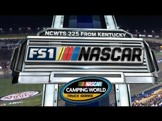 2017 NASCAR Camping World Truck Series - Round 10 - Kentucky 225