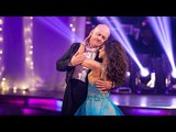 Jake &amp Janette Viennese Waltz to 'When a Man Loves a Woman'- Strictly Come Dancing 2014 - BBC One