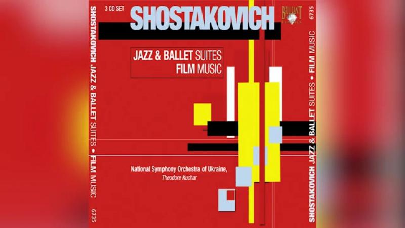 Shostakovich Jazz Ballet Suites, Film Music