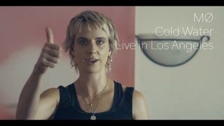 MØ - Cold Water Live