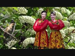 🍁 Под окном черемуха колышется╰❥Любимая народная песня 💕 Вокальный дуэт ОТРАДА ☀️ Russian folk song
