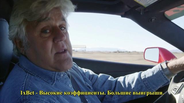 Гараж Джея Лено 3 сезон 4 серия Jay Lenos Garage