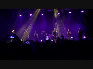 Van Canto - The Bard's Song (In the Forest) (Blind Guardian Cover) (Live in Moscow 10.11.2018)