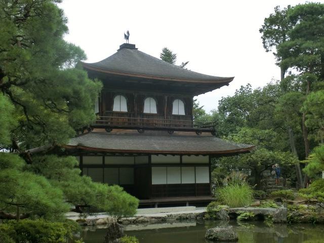 夏の世界遺産銀閣寺2015~World Heritage Kyoto Ginkaku Temple