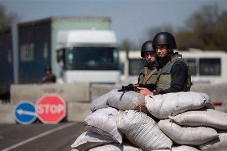 Из-за стрельбы и артобстрела на Украине закрыты три ростовских погранпункта