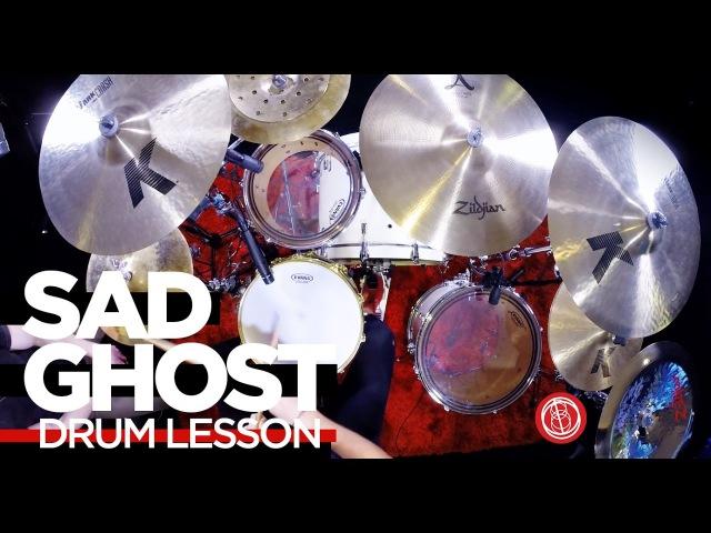 Fast Linear Fills | Sad Ghost | Josh Manuel | Drum Lesson