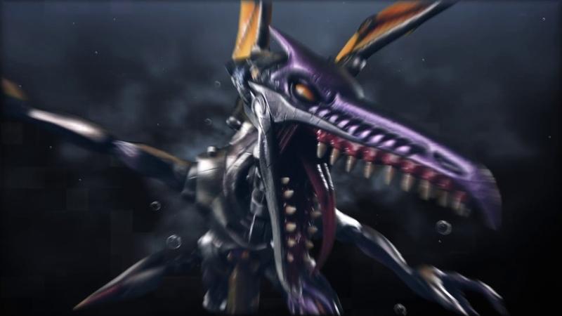 Metroid Prime: Meta Ridley Statue Teaser