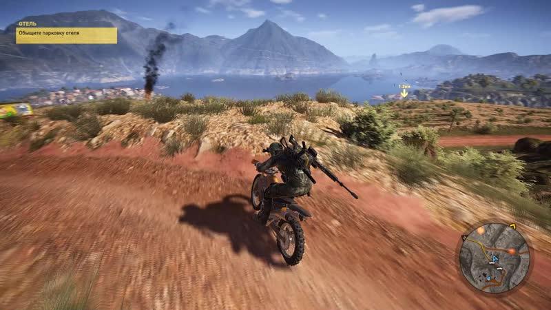 Коротко о мотоциклах в Wildlands