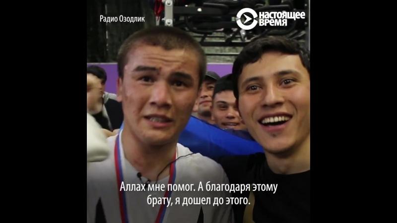 Первый узбекский ММА-клуб