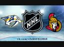 Nashville Predators vs Ottawa Senators 17 12 2018 NHL Regular Season 2018 2019