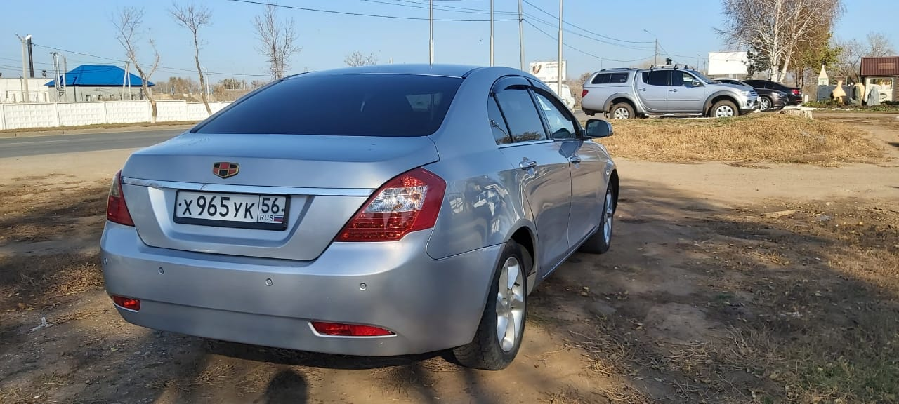 Купить авто GEELY EMGRAND 2013 год. Двигатель 1.8   Объявления Орска и Новотроицка №3523