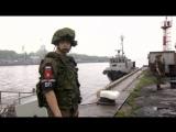 350 ржавых боеприпасов подняты на поверхность и обезврежены в бухте Золотой рог во Владивостоке