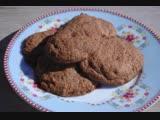 Апельсиновое печенье с шоколадом от Юлии Высоцкой