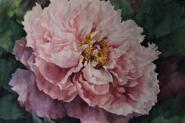 Китайский художник Чжу Ся