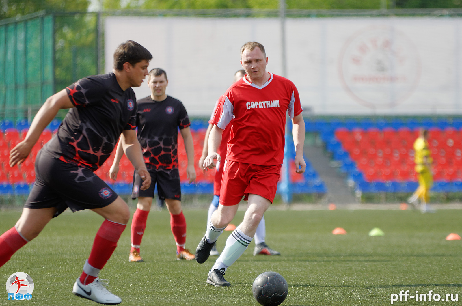 Премьер-лига ТДК. Обзор 8 тура