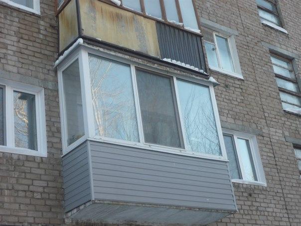 Остекление балконов, лоджий в перми / купить, узнать цену на.