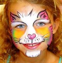 Рисунки на лице. Детский аквагрим. Идеи на Хэллоуин