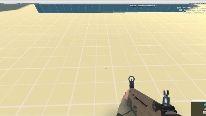DarkTree FPS v1.3 (WIP) FPS body demo