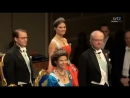 2014 Nobel Prize Arrival of the Royal Family and Laureates