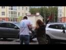 Девушка испортила машину бывшего (6 sec)