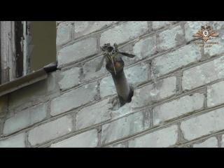 Военная обстановка в районе Докучаевска.