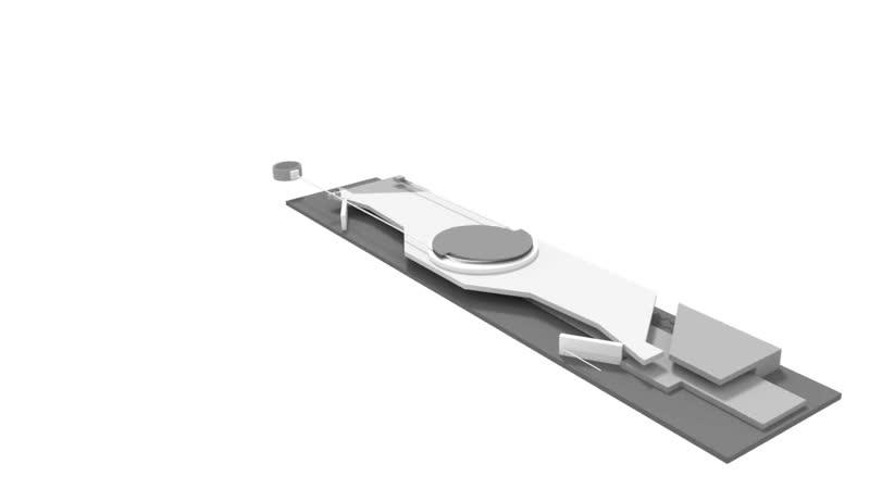 Принцип работы скрытого клинка в выкидывании дула пушки вдовы