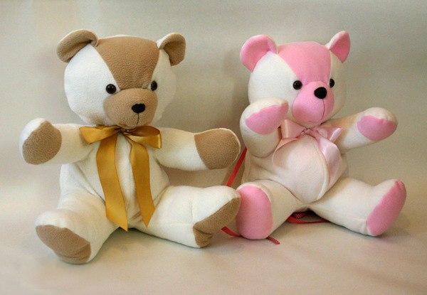 Сделать мягкую игрушку медведя своими руками