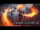 Darksiders III - Прохождение 2 (Алчность и Похоть)