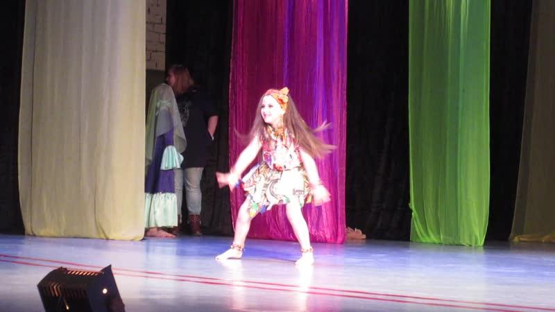 Танцы народов мира Кения