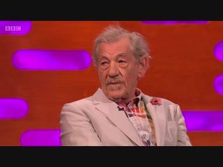 The Graham Norton Show 24x07 - Michael Buble, Taron Egerton, Sir Ian McKellen, Carey Mulligan