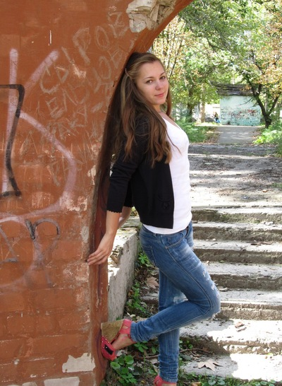 Анна Андрианова, 25 июля , Чернигов, id203436126